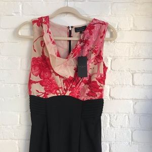 NWT Ted Baker Floral Dress Size 4